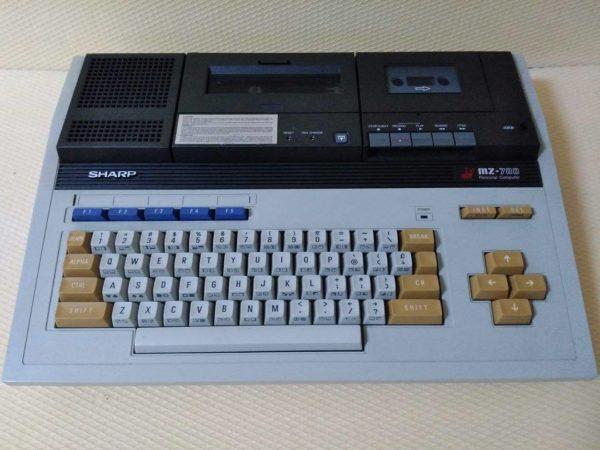 Sharp MZ-700